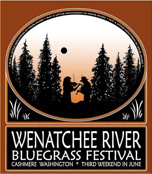 Wenatchee River Bluegrass Festival